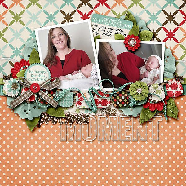 Christmas scrapbook layout paper and glue pinterest