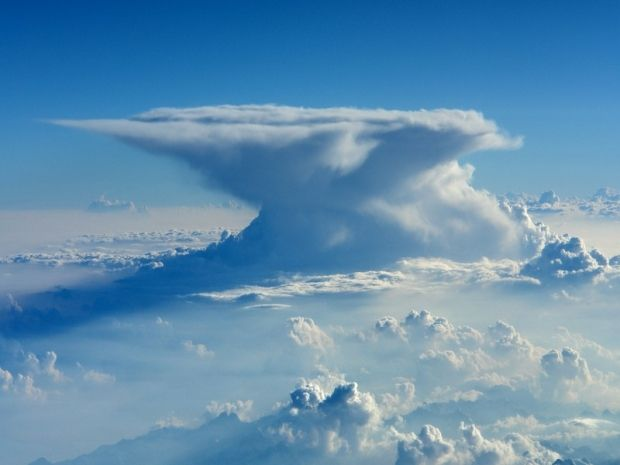 What is an anvil cloud  Weather Questions amp Answers