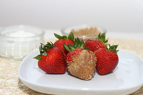 strawberries romanoff | Sweets | Pinterest
