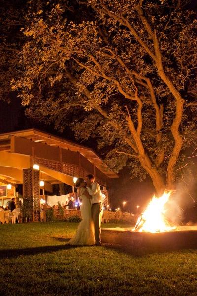 bonfire reception  When that day comes  Pinterest
