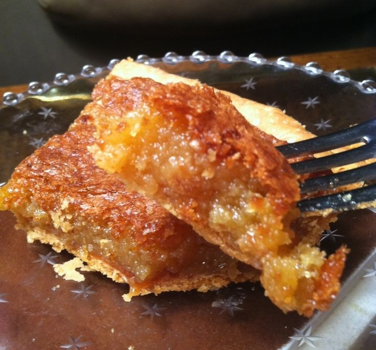 Brown Sugar Chess Pie | Pies ,Bars and Candy | Pinterest