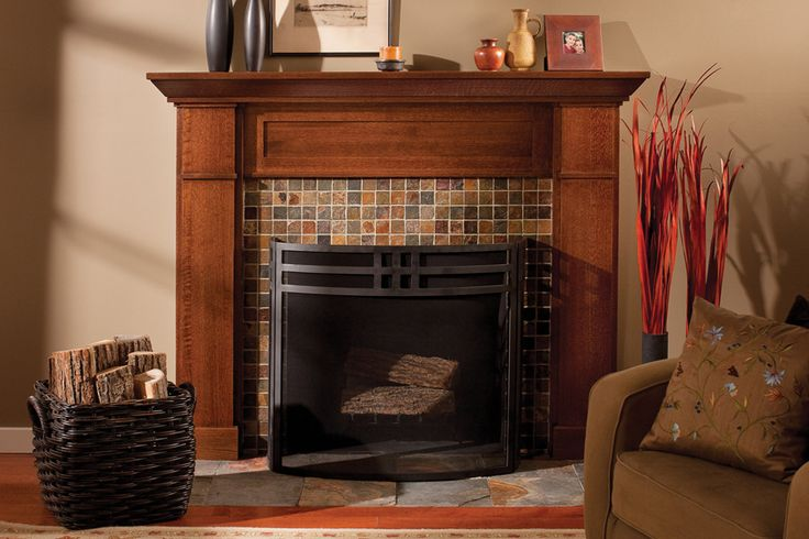craftsman fireplace craftsman style pinterest