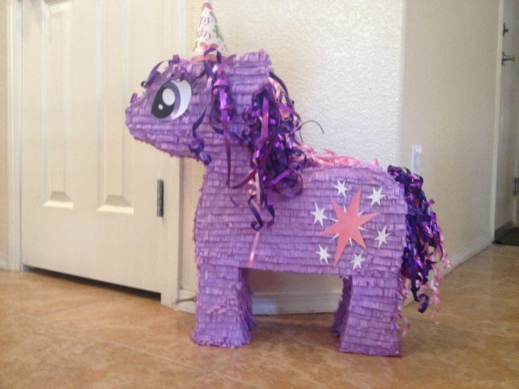 Piñatas de marilo pony - Imagui