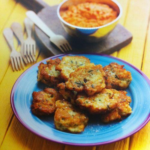 Potato Cakes with Peanut Salsa from Ecuador – Serves 4-6