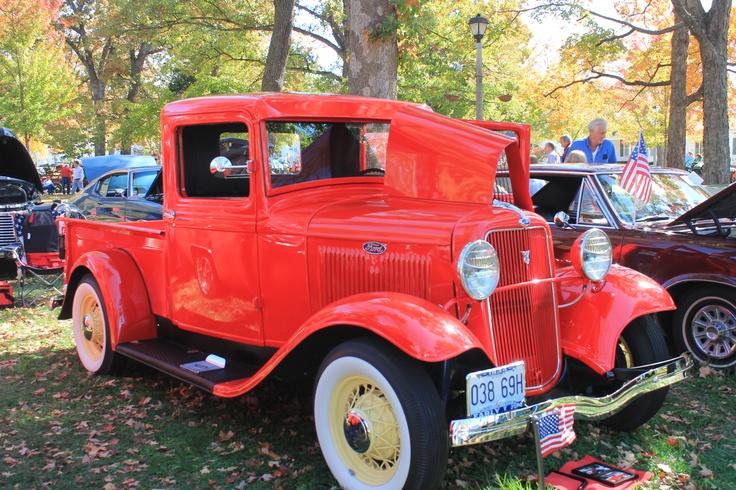 Carthage Maple Leaf Car Show