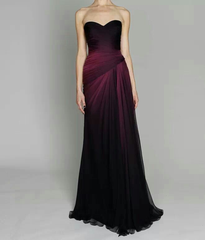 Pinterest discover and save creative ideas for Wine colored wedding dresses