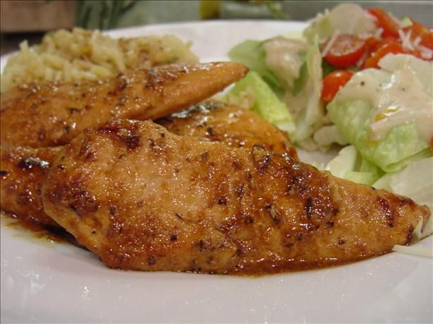 ... the chicken). Garlic-Lime Chicken, from Leanne Ely (Saving Dinner