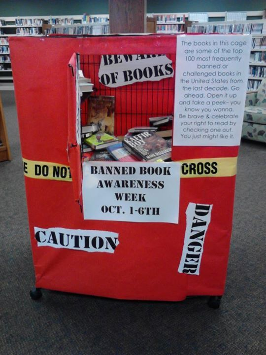 Banned Book Week Essay Format - image 11