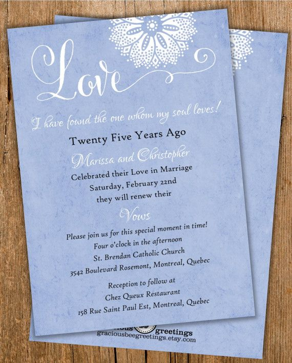 Pin by debbie simko on gracious bee greetings pinterest for Free printable wedding vow renewal invitations