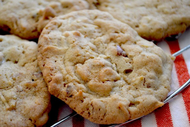 my favorite cookies crunchy chewy cereal amp coconut cookies southern ...