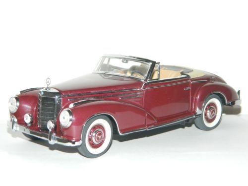 Mercedes Benz Franklin Mint Model Car 1 24 Scale Diecast