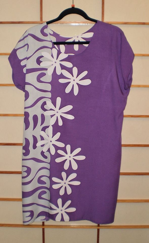 Ha Wahine- Polynesian women s clothing