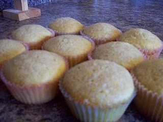 Orange Muffins with Brown Sugar Glaze | Food - Breakfast | Pinterest