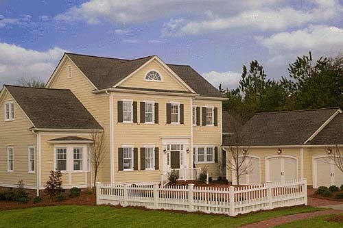 Nantucket style home 4000 sq ft exterior design for Nantucket home designs