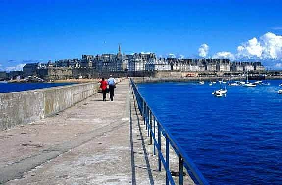Saint-Malo France  city photos : St. Malo, France | Places I'd Love to Go | Pinterest