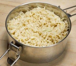 Saffron Rice Pilaf | Food | Pinterest