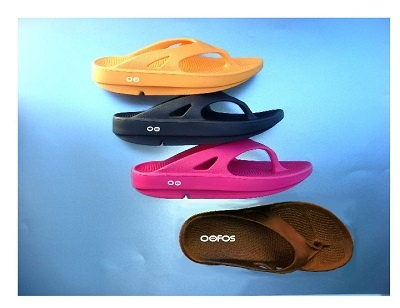 Win a pair of Oofos! Ends 7/24
