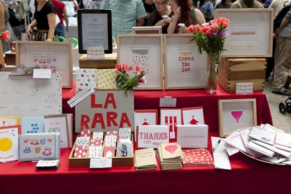 Table display craft shows vendor fair ideas pinterest for Table top display ideas