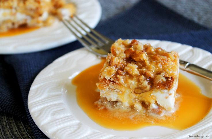 Walnut Butter Brickle. Sweet crumble layered with vanilla ice cream ...
