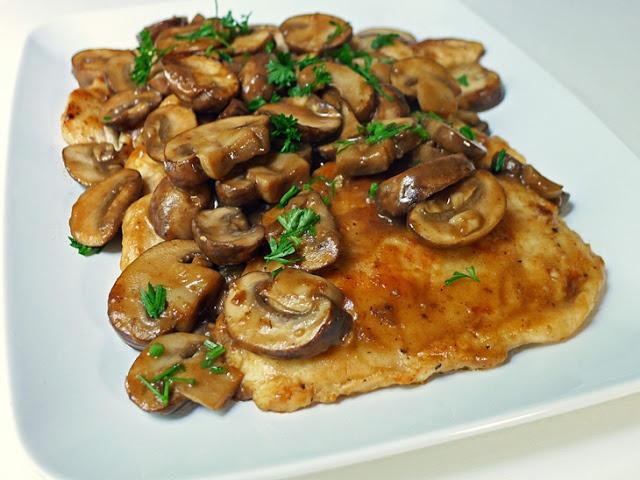 Chicken Marsala | cooking | Pinterest