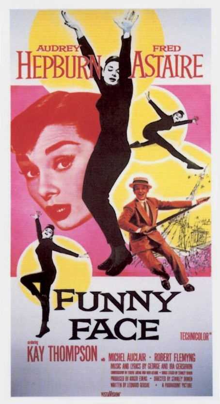 Funny Face .. a favourite film