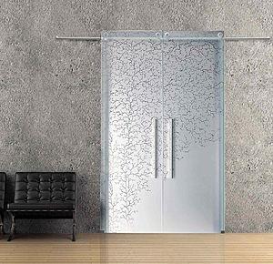 Double Glass Pane Sliding Door Glass Doors Walls Pinterest