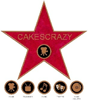 Hollywood Walk of Fame Cakes