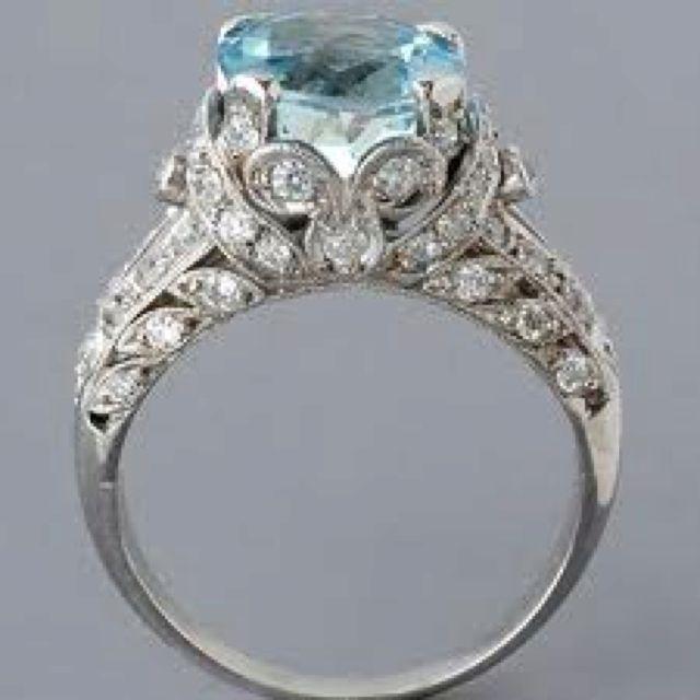Edwardian Engagement Ring Edwardian Jewelry