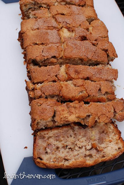 Lovin' From the Oven: Janet's Rich Banana Bread