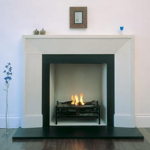 simple fireplace surround for the home pinterest
