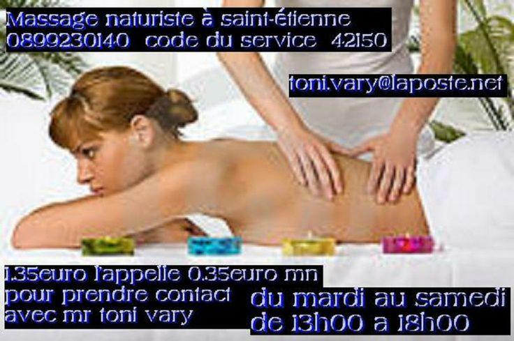 massage naturiste st etienne Villeneuve-dAscq