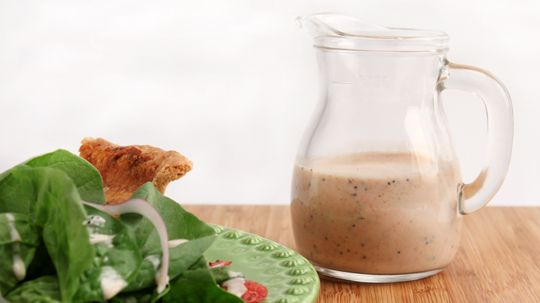Honey Poppy Seed Dressing - Recipes - Best Recipes Ever - This creamy ...