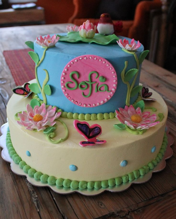 Epic the Movie Birthday Cake By Karina Jimenez