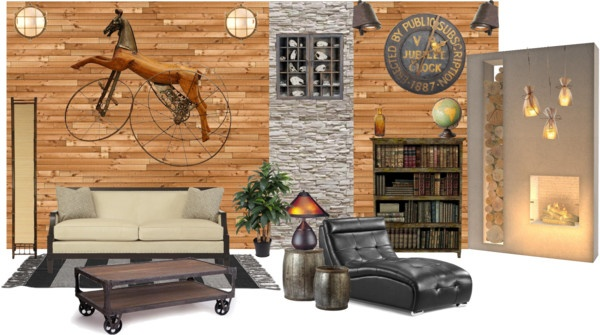 """Living Room"" by colbysma on Polyvore"