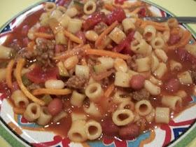 Lark's Country Heart: Pasta de Fagioli | Recipes to Try | Pinterest