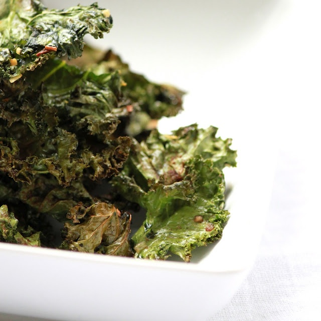 kale chips | forgiving martha //people are raving about this snack ...