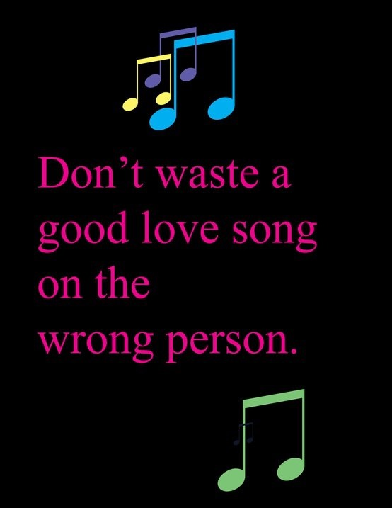 love song.....