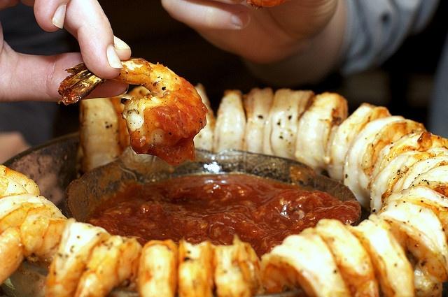 alex's grilled shrimp cocktail by smitten, via Flickr