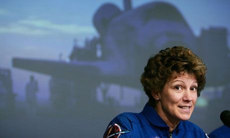 first female space shuttle commander - photo #16