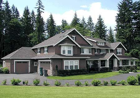 craftsman style beautiful homes pinterest