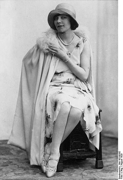 Elisabeth Strickrodt Gräfin von Askanien