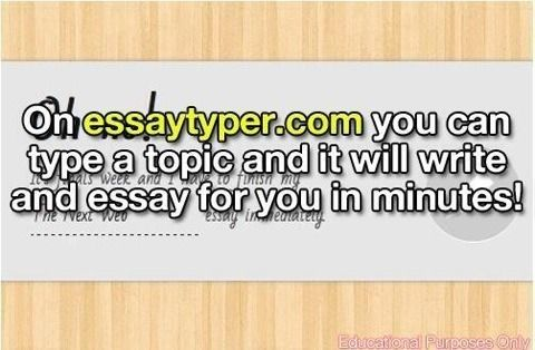 easy way to write an essay for ged