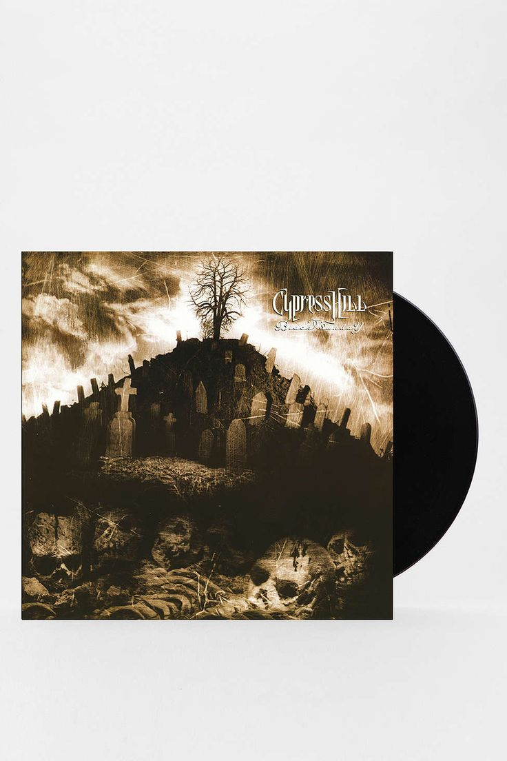 Cypress Hill  Black Sunday 2XLP Urban Outfitters