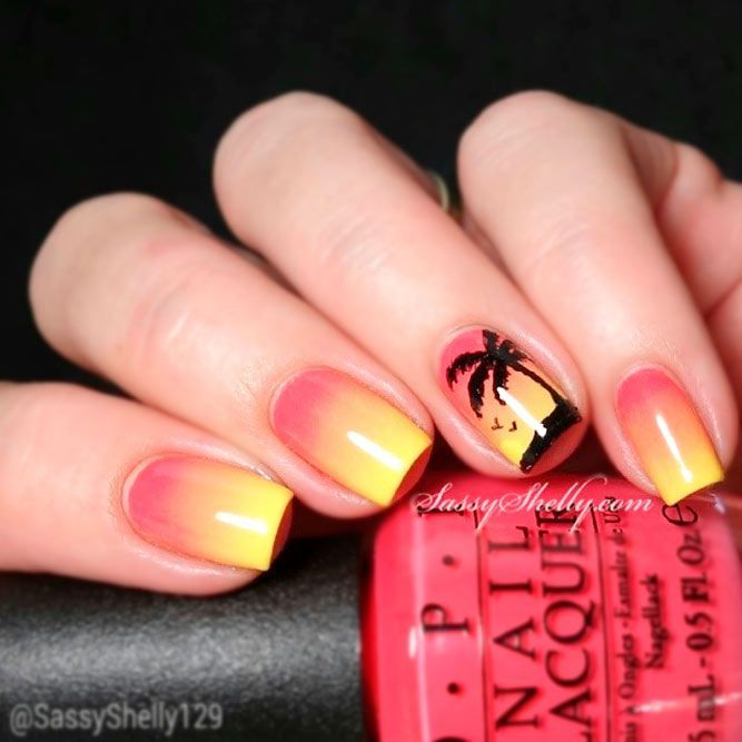 Totally Hip Ideas for Summer Nails foto