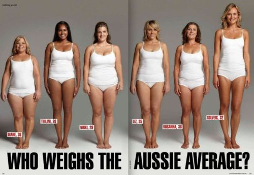 All of these women weigh 154 pounds. Just something to keep in mind as every woman carries her weight differently. Stop comparing yourself. Don't focus on a number! Stop trying to look like someone else. Proudly be who YOU are.