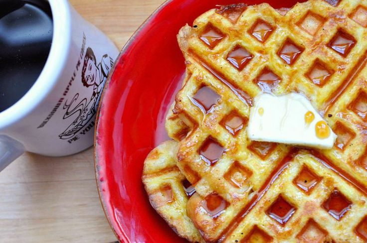 Waffle French Toast - This is simple and amazingly delicious! I made ...