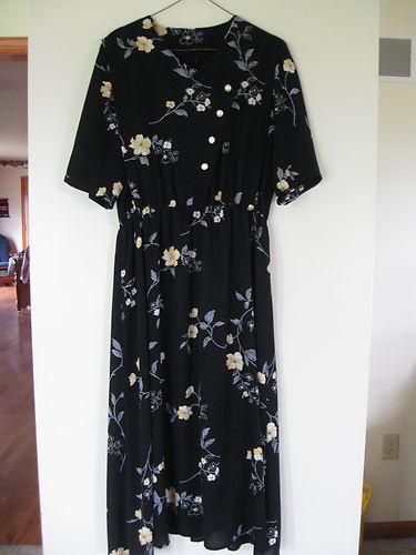 Popular Plain Dress Sew Dress Dress Tops Beautiful Dresses Modest Clothing