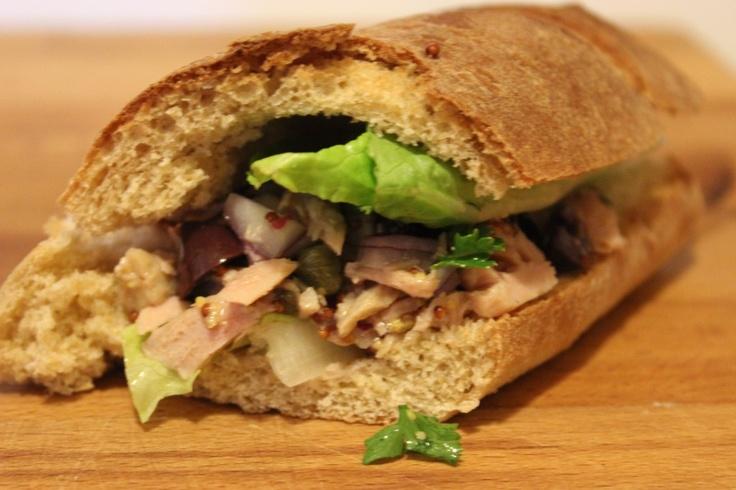Best Summer Sandwiches | FOODS: SANDWICHES, WRAPS | Pinterest