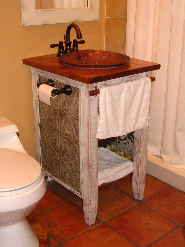 Mooiste Badkamertegels ~ My bathroom sink an  IKEA hack  made from a kitchen trolley