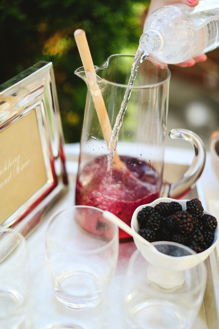 Blackberry Gin And Tonic Recipes — Dishmaps